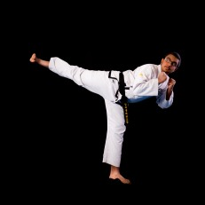 As a sophomore in high school, Taekwondo has benefited me as a stress reliever and a good form of exercise. Also, participating in the teen leadership program has given me more confidence in school and improved my ability to help others.