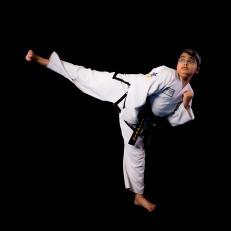 Srihari S. 2nd Dan Black Belt.