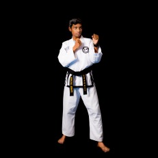 Taekwondo has not only helped with my physical health but has also helped me with academics. The Taekwondo community has become part of my daily life and continues to help me develop courtesy, integrity, perseverance and self control.