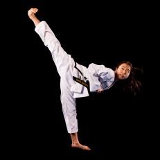 Katelyn C. 2nd Dan Black Belt.