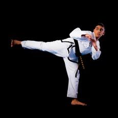 Sriram T. 3rd Dan Black Belt.