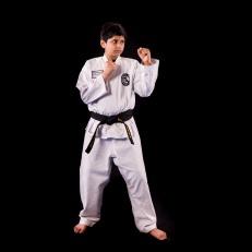 Akshay D. 1st Degree Black Belt.