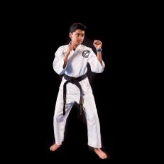 Vinneth C. 1st Dan Black Belt.